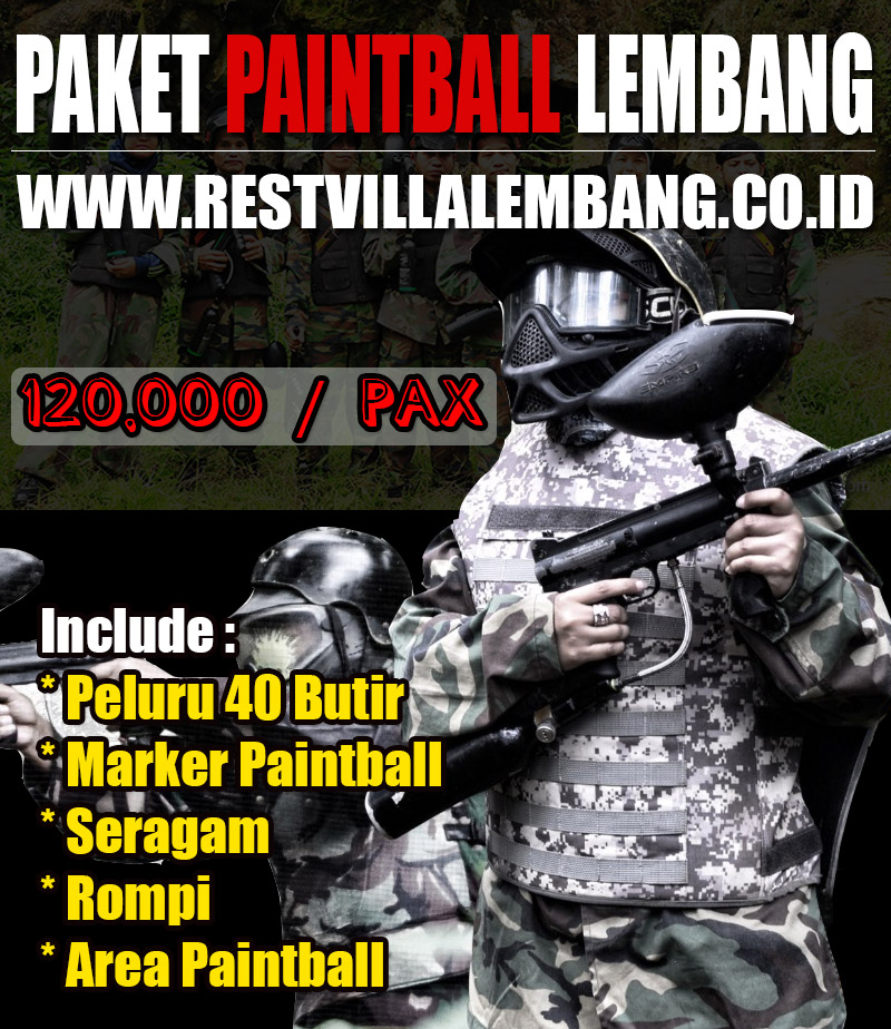 Paintball Lembang