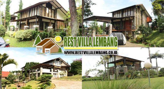Sewa Villa Istana Bunga 1 Kamar Lembang Bandung