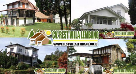 Sewa Villa Istana Bunga 2 kamar Lembang Bandung