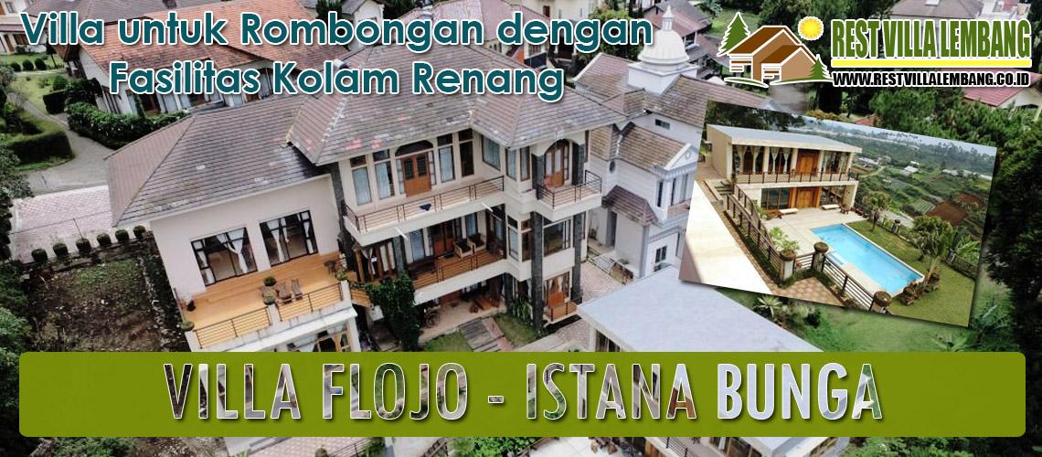 Sewa Villa Murah di Lembang Untuk Rombongan