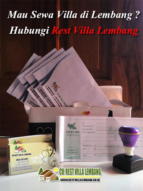 Sewa Villa di Lembang Murah