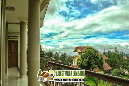Sewa Villa di Lembang untuk Family Gathering
