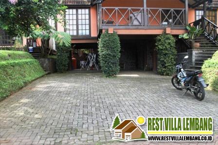 Villa Istana Bunga 2 Kamar Lembang Bandung