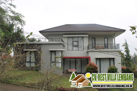 Sewa Villa Istana Bunga 3 Kamar Lembang Bandung