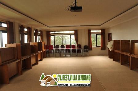Villa Murah di Lembang untuk Rombongan