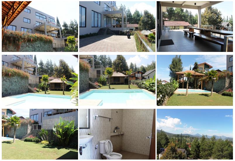 Sewa Villa di Lembang Kapasitas 100 Orang