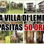 Sewa Villa di Lembang Kapasitas 50 Orang