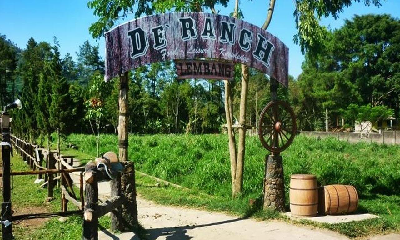 De Ranch Bandung Lembang
