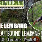 Harga Paket outbound Lembang