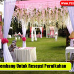 Sewa Villa Untuk Acara Pernikahan