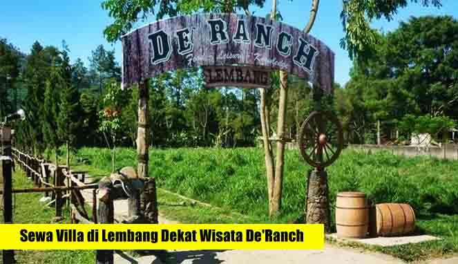 sewa villa murah di lembang dekat wisata de ranch rh restvillalembang co id penginapan dekat de ranch lembang penginapan dekat de ranch lembang
