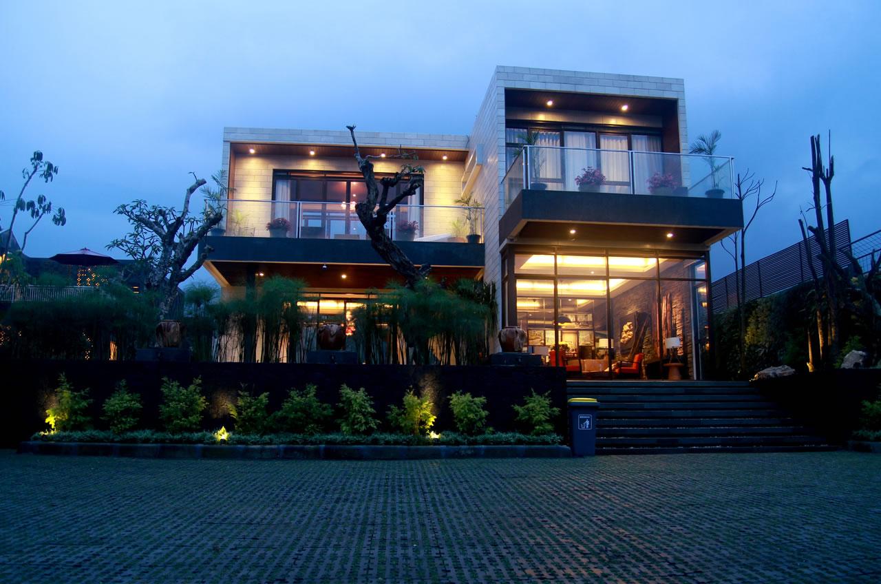 Villa D Green Maribaya - Sewa Villa Untuk Gathering Family