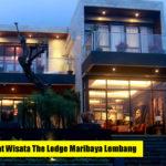 Villa Dekat Wisata The Lodge Maribaya Lembang