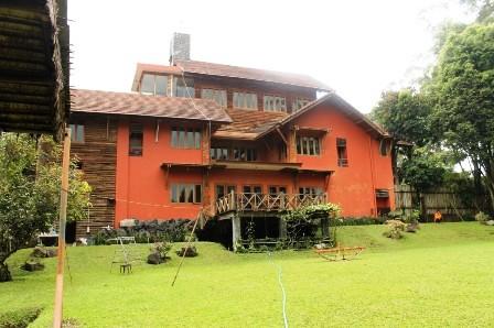 Villa Murah Wanadri Lembang