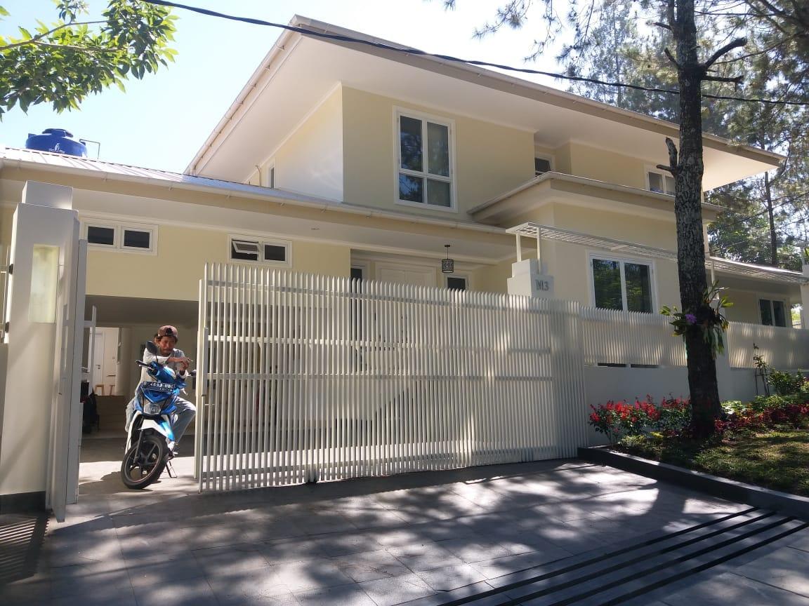Villa Murah di Lembang Kampung Daun Private Pool