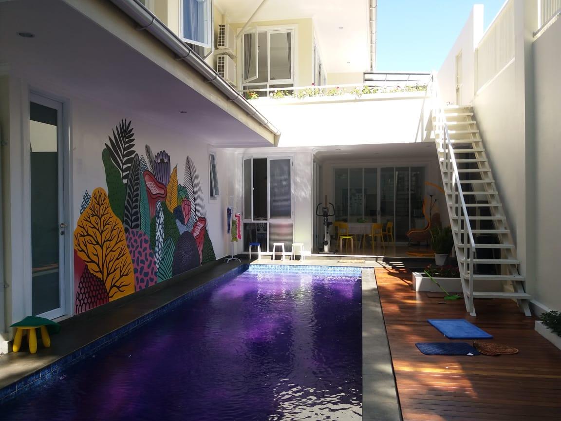 Villa Private Pool Lembang Bandung