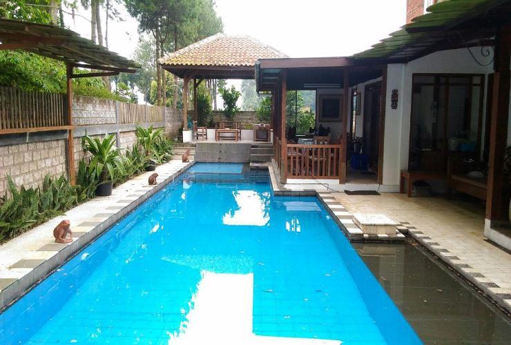 Villa Sora Inn Lembang Maribaya - Bandung