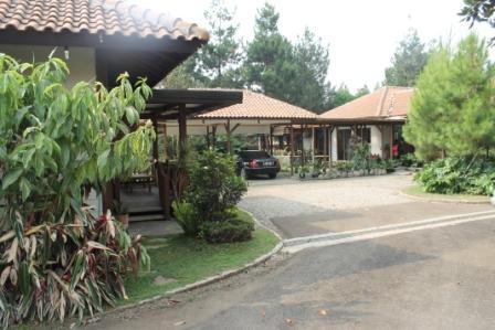 Villa Sora Inn Lembang Maribaya - Murah Bandung