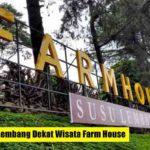 Villa di Lembang Bandung Dekat Wisata Farm House