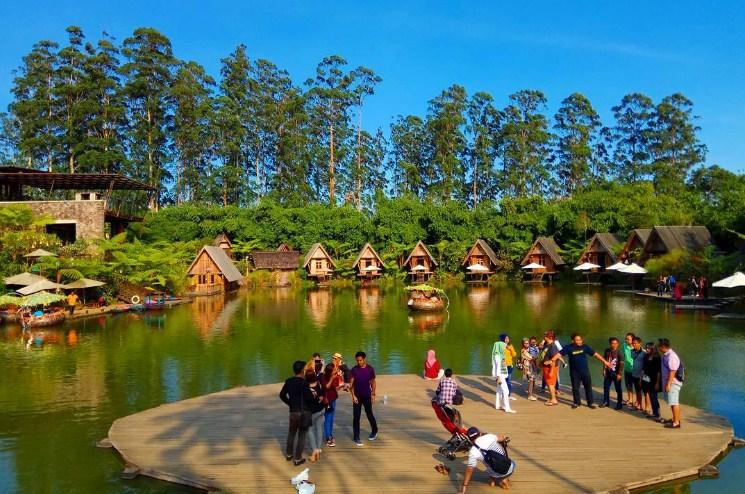 Wisata Dusun Bambu Murah