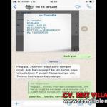 Sewa Villa Lembang 18 Januari 2020