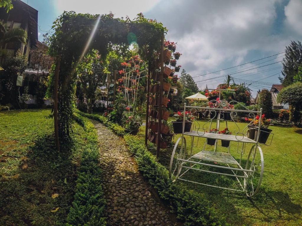 villa cocok untuk pernikahan lembang