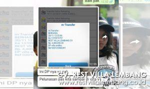 Booking Villa Lembang Untuk Malam Tahun Baru
