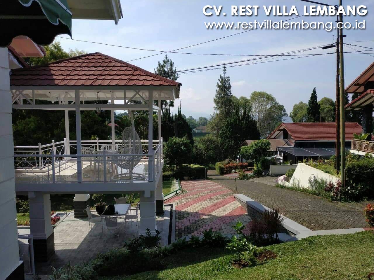 Sewa Villa Lembang Murah Tahun Baru