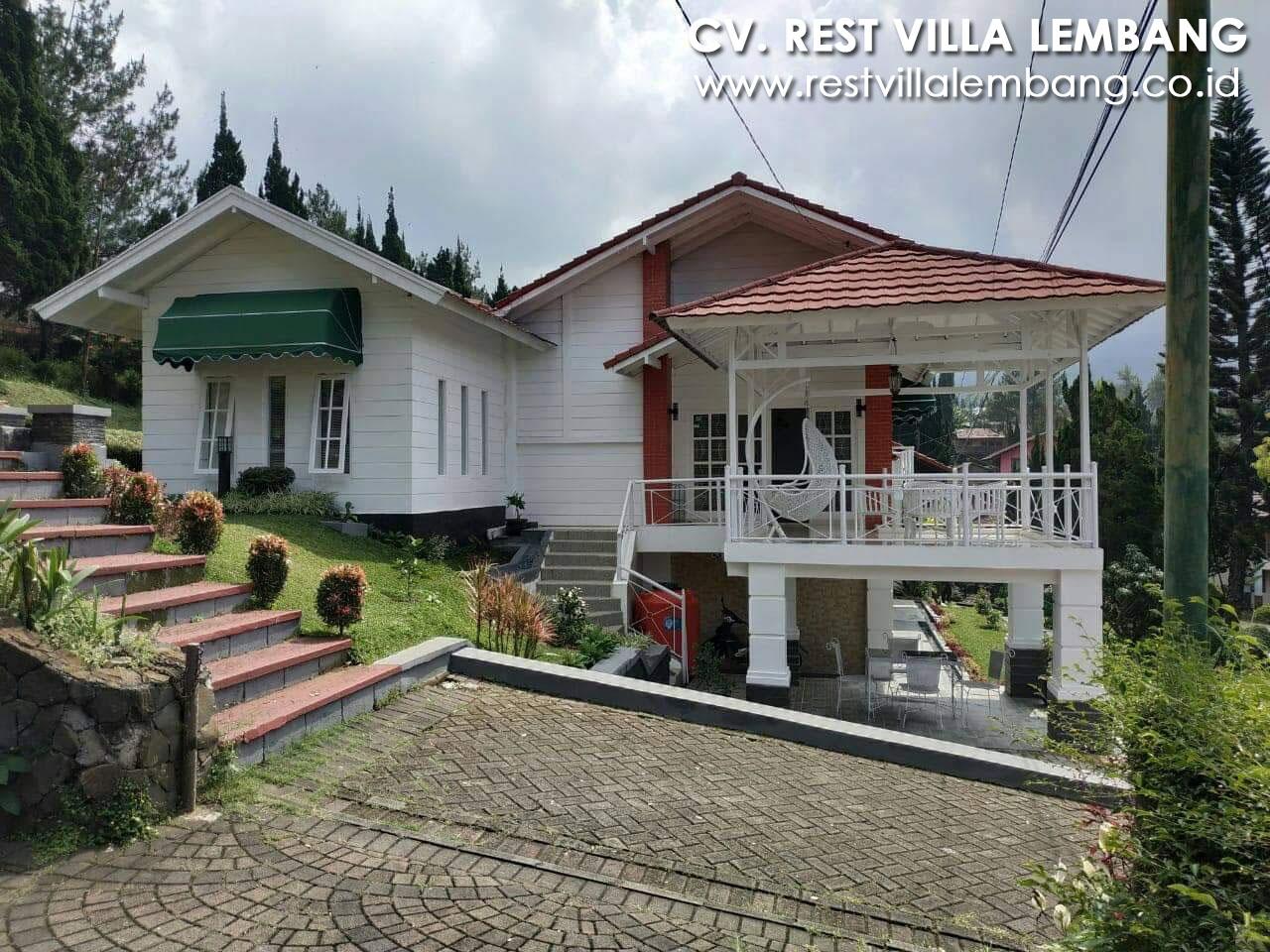 Villa Ambu 4 Kamar Lembang