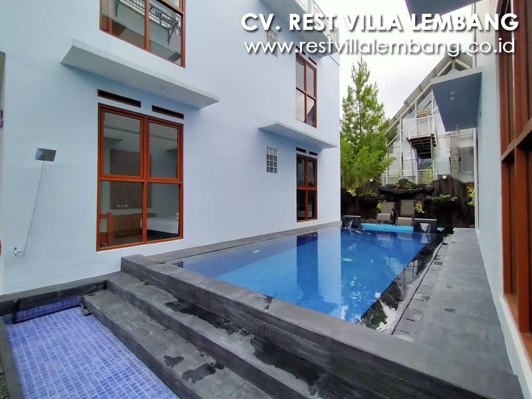 Villa Qimoz Fasilitas Kolam Renang