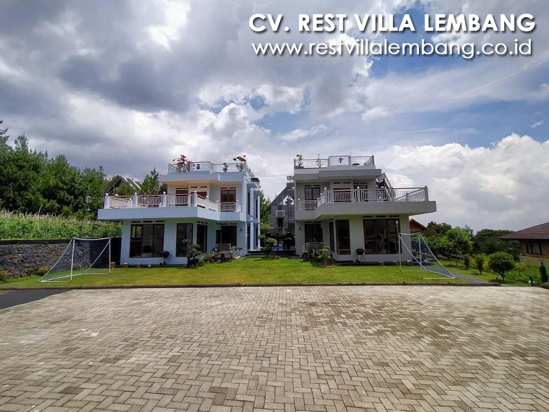 Villa Qimoz Lembang