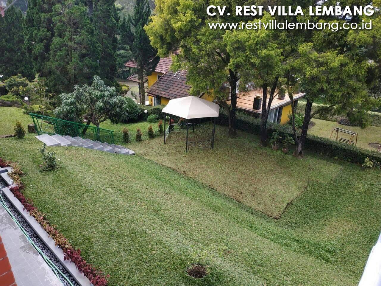 Villa Tahun Baru di Lembang